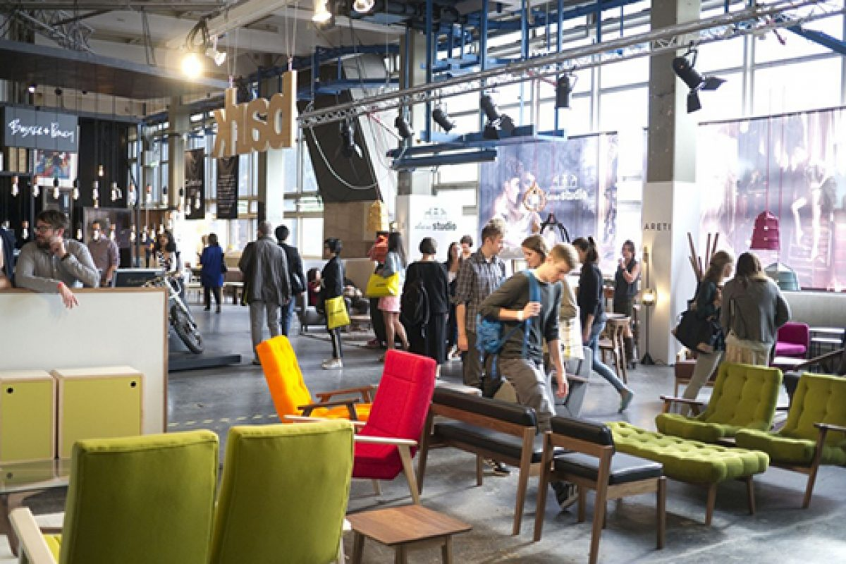 designjunction announces its international shows for 2015. Save the dates!