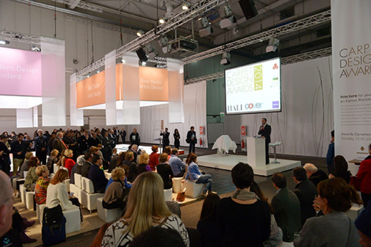 The finalists in the Carpet Design Awards 2015 presented by Innovations@DOMOTEX have now been named