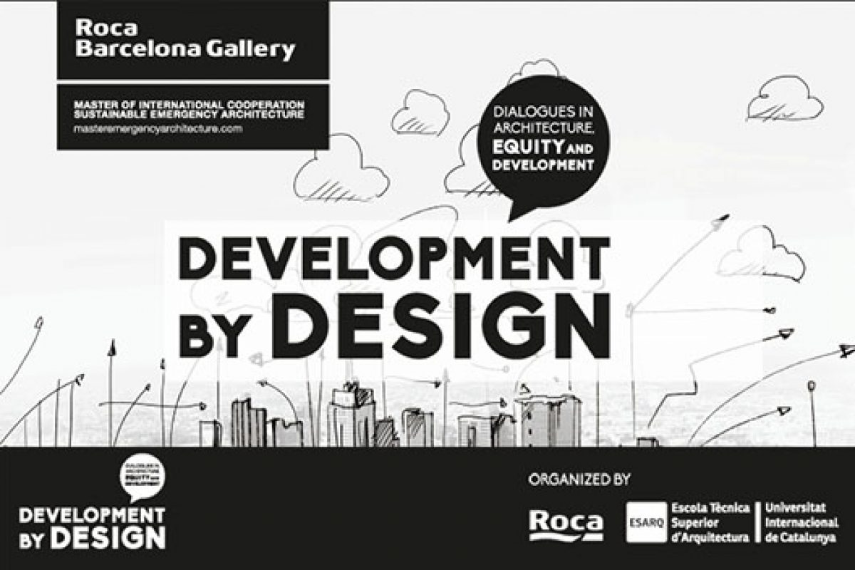 UIC ESARQ School of Architecture and Roca Organize Conference Cycle on Equality and Development in Architecture