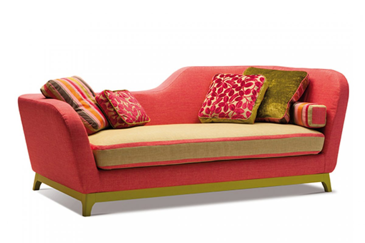 iSaloni 2015 preview: Three new versions of the sofa bed Jeremie designed by Eric Berthes for Milano Bedding