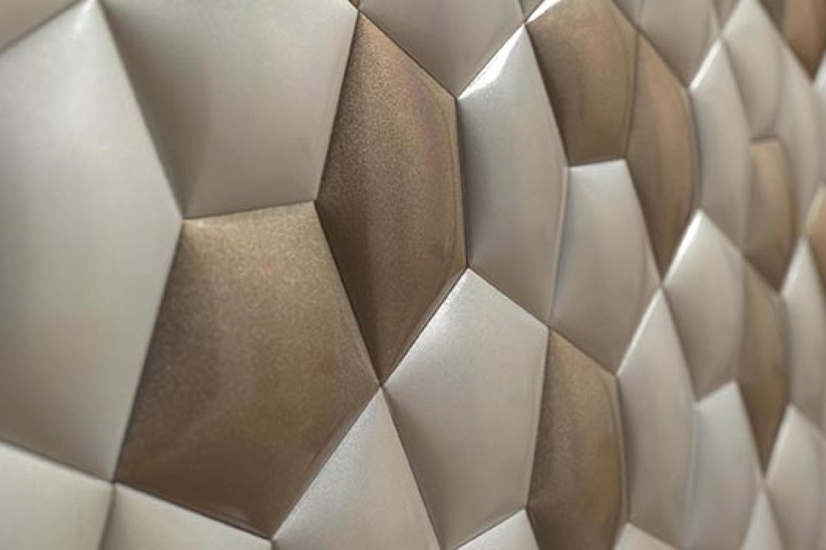 Kin, the new ceramic wall covering designed by Dsignio for Harmony-Peronda