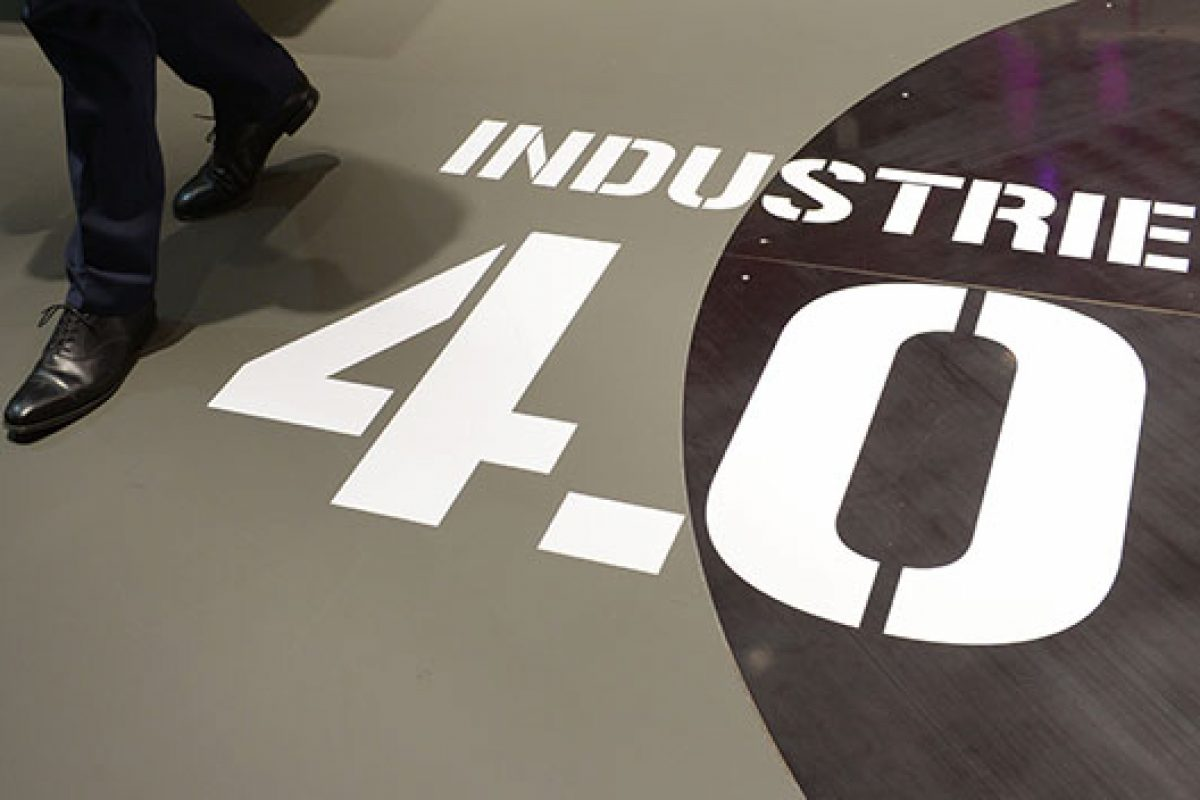 Ligna 2015 paving the way to Industry 4.0 for the furniture production sector