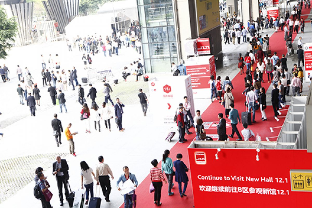 CIFM / interzum guangzhou 2015 closes with another record year