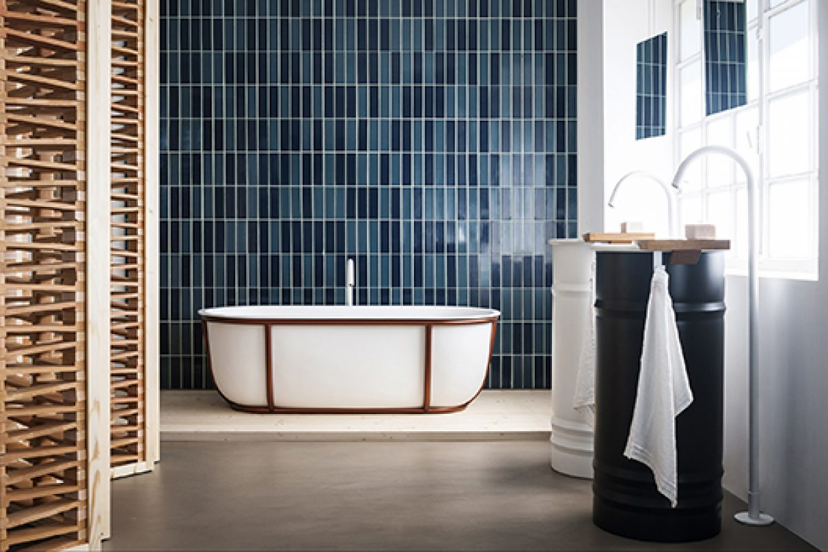 Cuna and Lariana, the new bathtubs designed by Patricia Urquiola for Agape