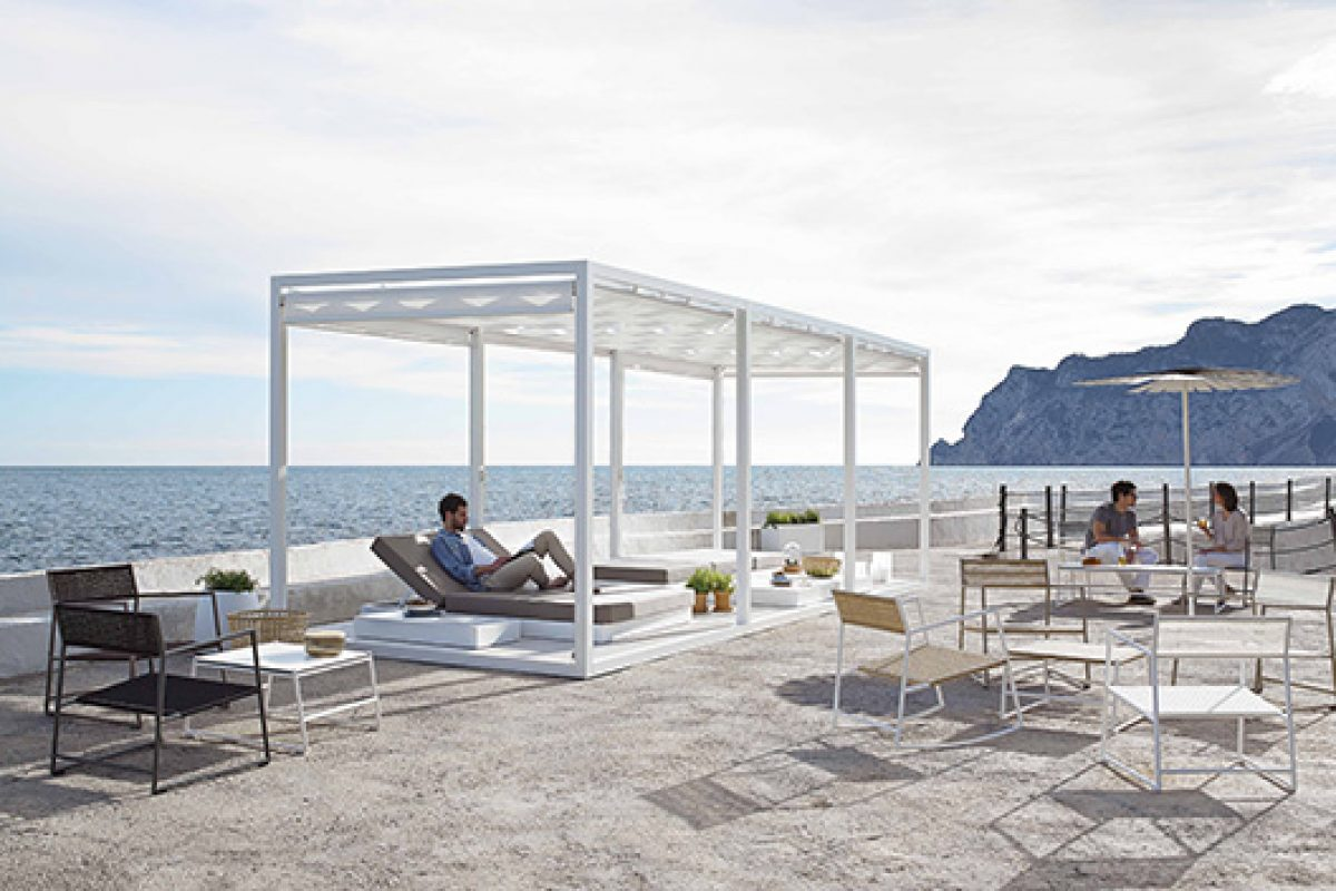 Gandiablasco's Outdoor Spaces Catalogue 2015. An odyssey across the Mediterranean