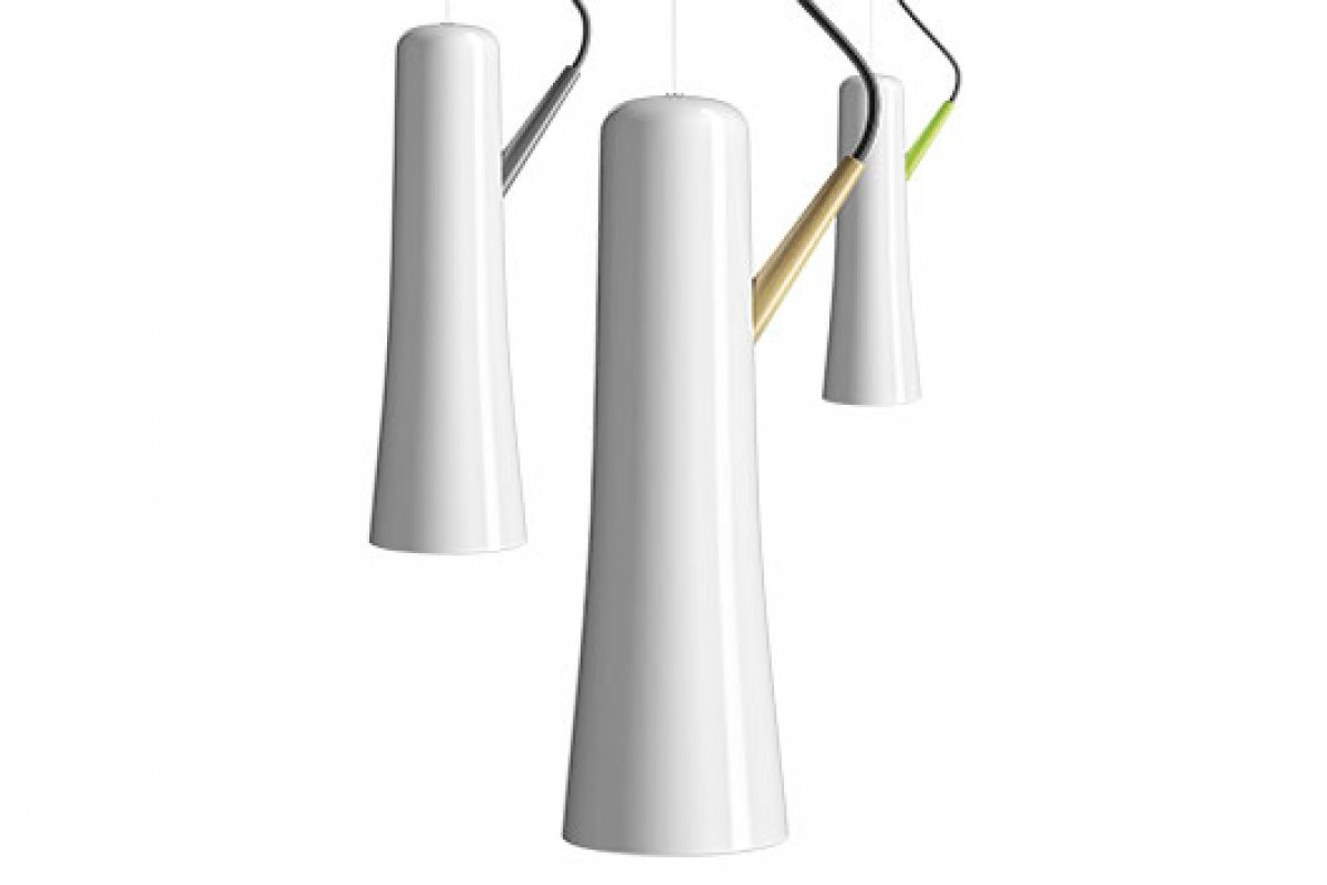 Massmi presents Renaud, a ceramic lamp designed by Cerocuadrado in collaboration with Domanises