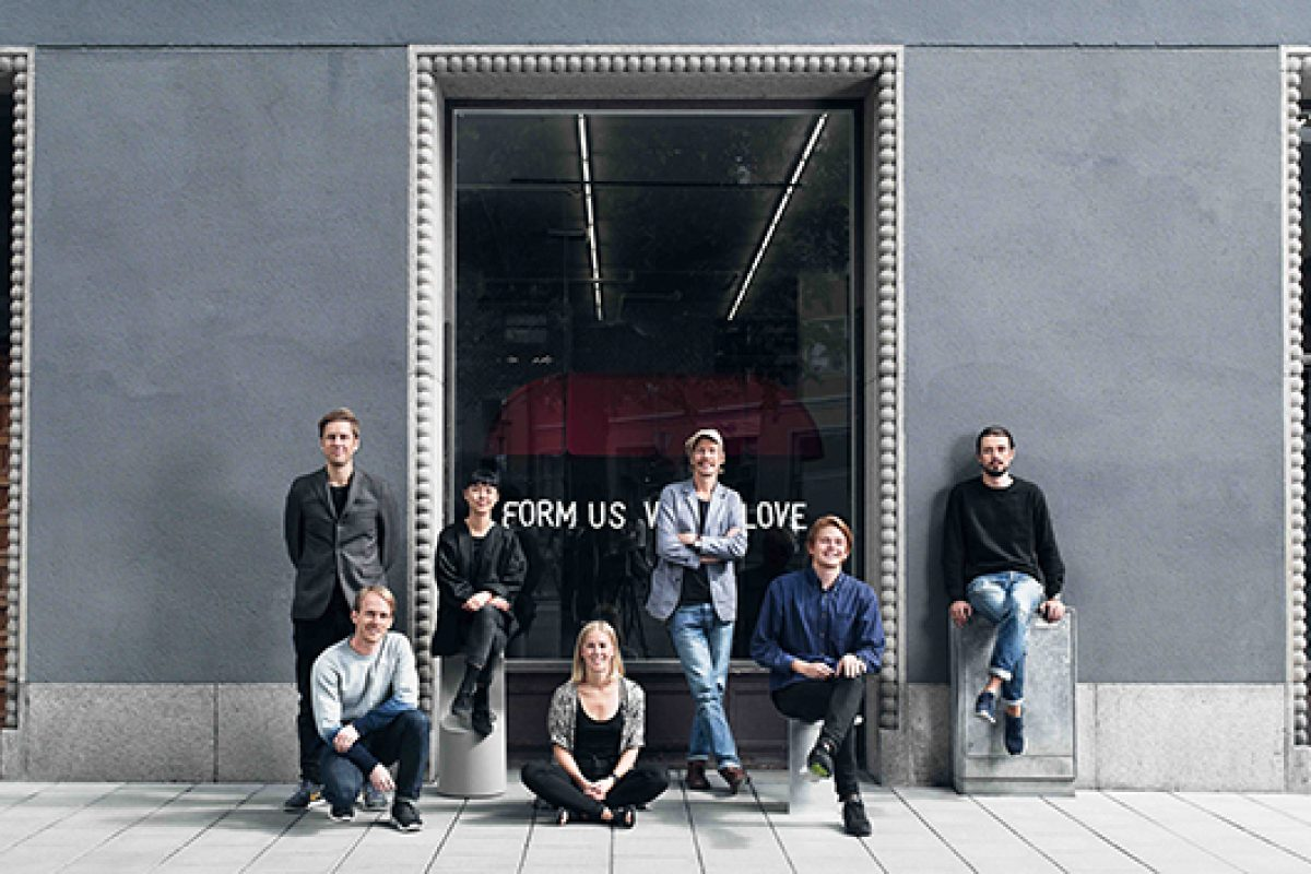 Form Us With Love designs the platform for young talents of the Stockholm Furniture & Light Fair 2016