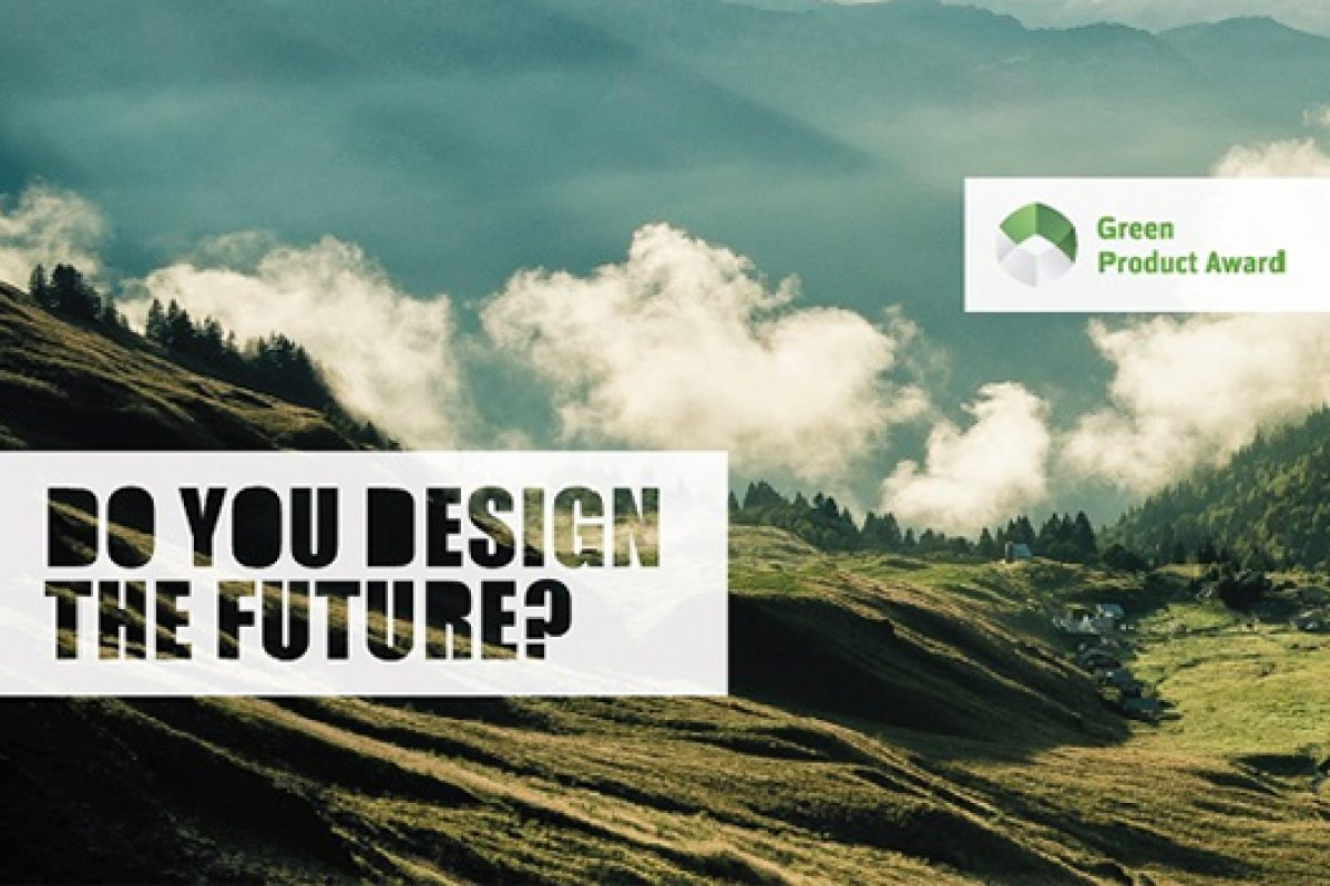 Call for entries for the international sustainable design contest, Green Product Award 2016