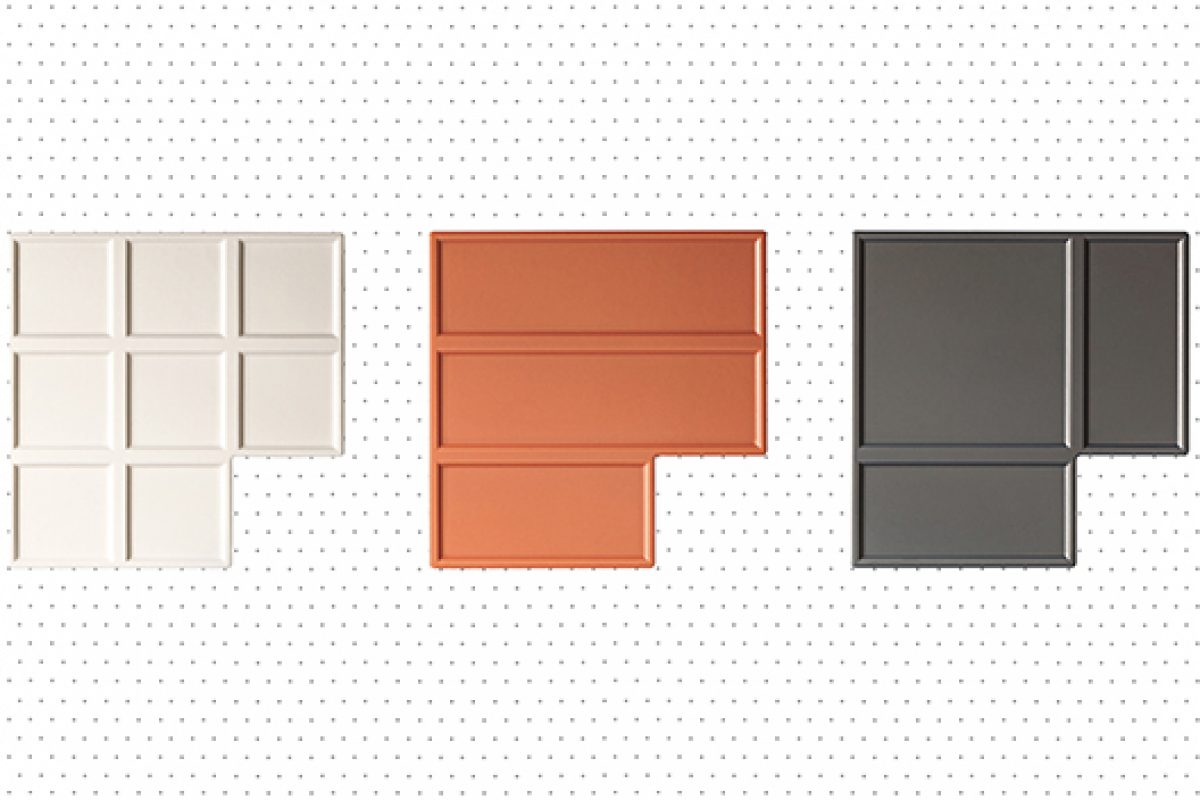 MUT Design is inspired by chocolate to design Onza, the new proposal of ceramic tiles for Harmony
