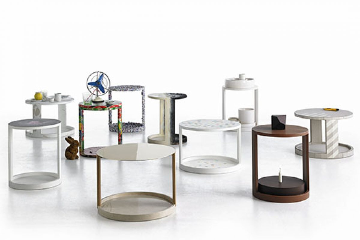 "Exhibition ""10 years, 10 tables, 10 friends"". Odosdesign celebrates its 10th birthday"