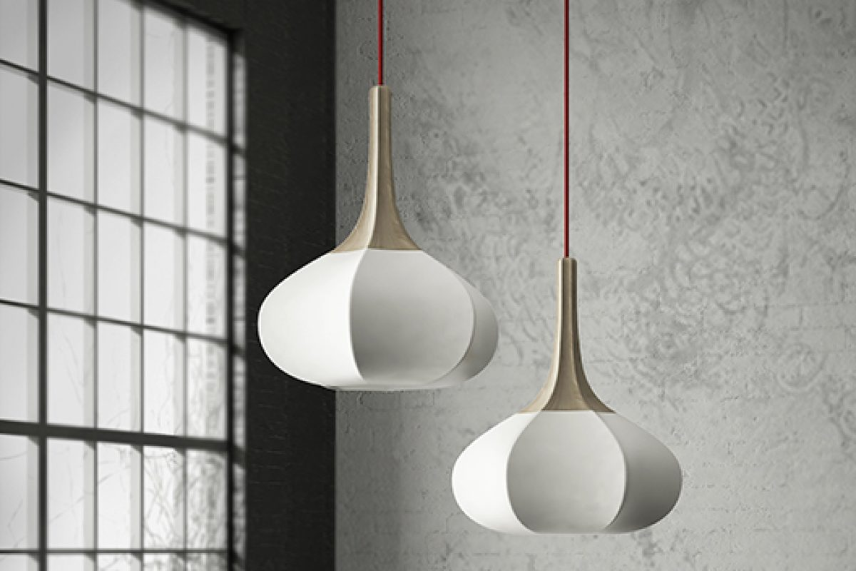 SeriesNemo designs the lamp Swell for El Torrent, stylish organic forms