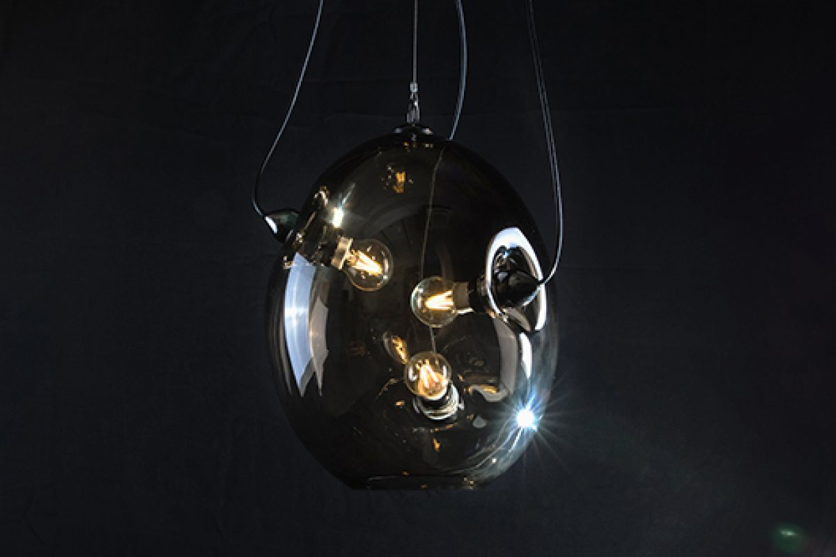 Maison&Objet preview: innermost presents sculptural pendant lamp Membrane, designed by Jette Scheib