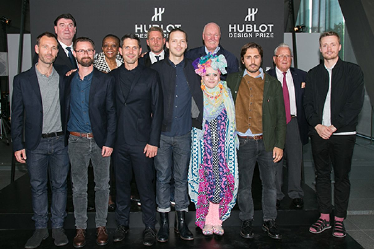 Big-Game and Daniel Rybakken winners at the I Hublot Design Prize, a talent accelerator for the future