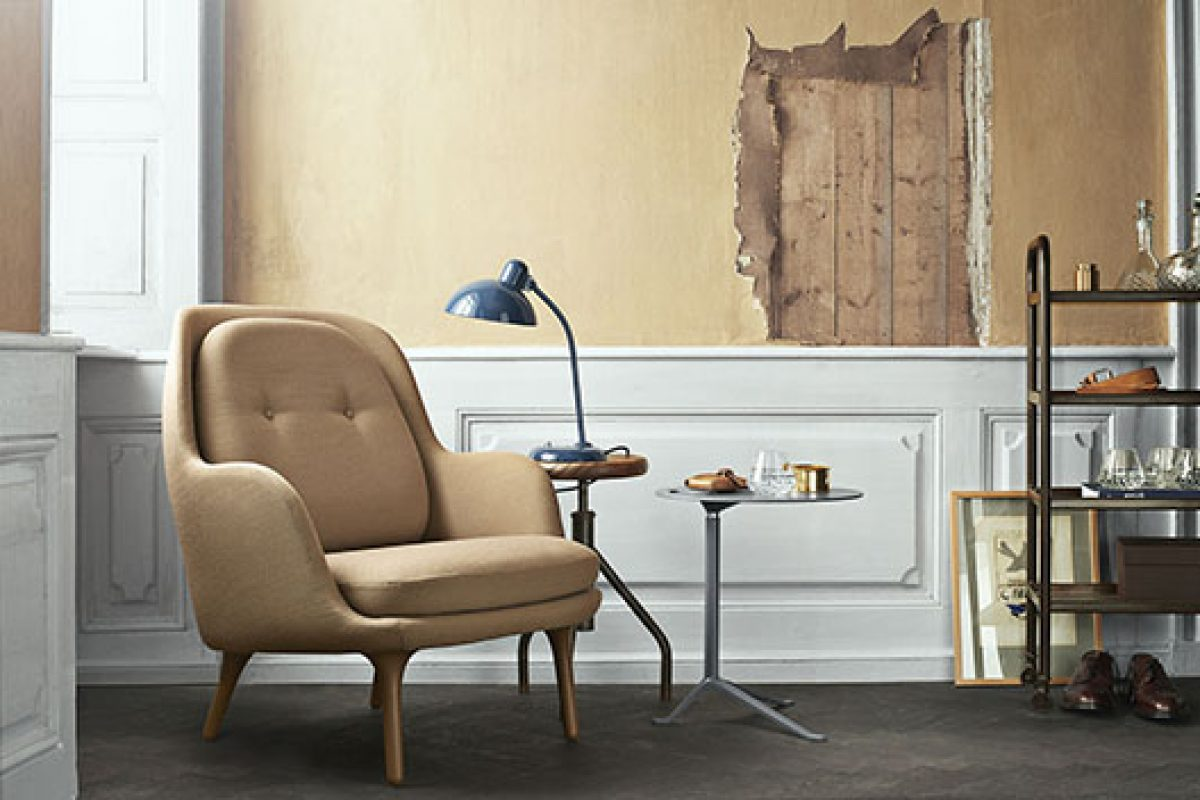 Fri™ and Sammen™ of Fritz Hansen, designed by Jaime Hayon for meaningful moments