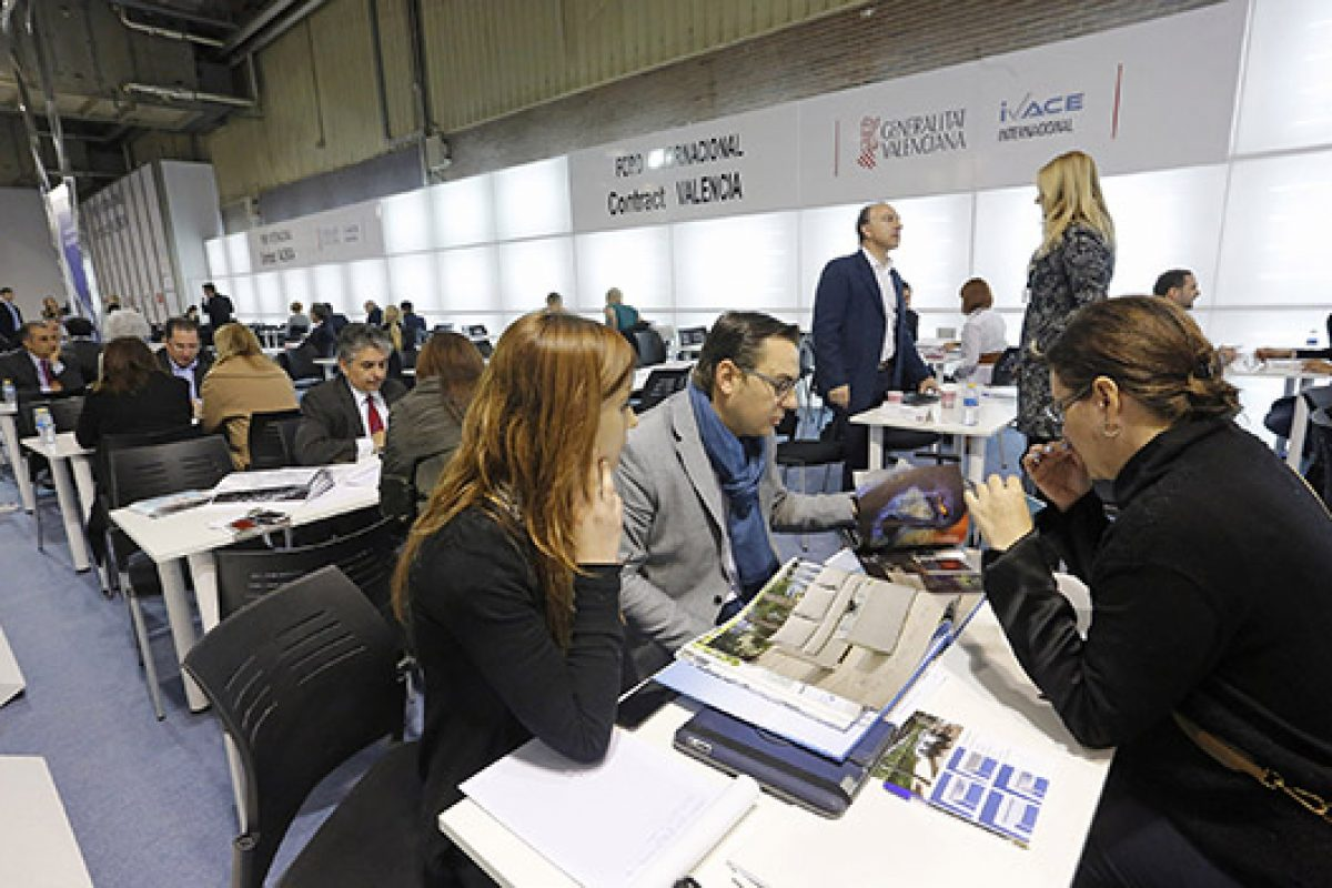 Feria Valencia convenes international specifies to attend the IV Contract Forum in February