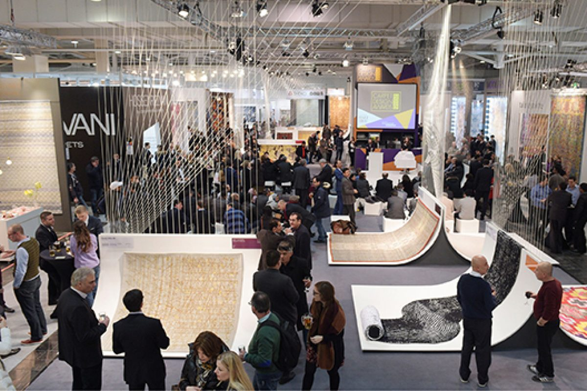 Successful Domotex Hannover 2016 provides fresh momentum for floor coverings industry