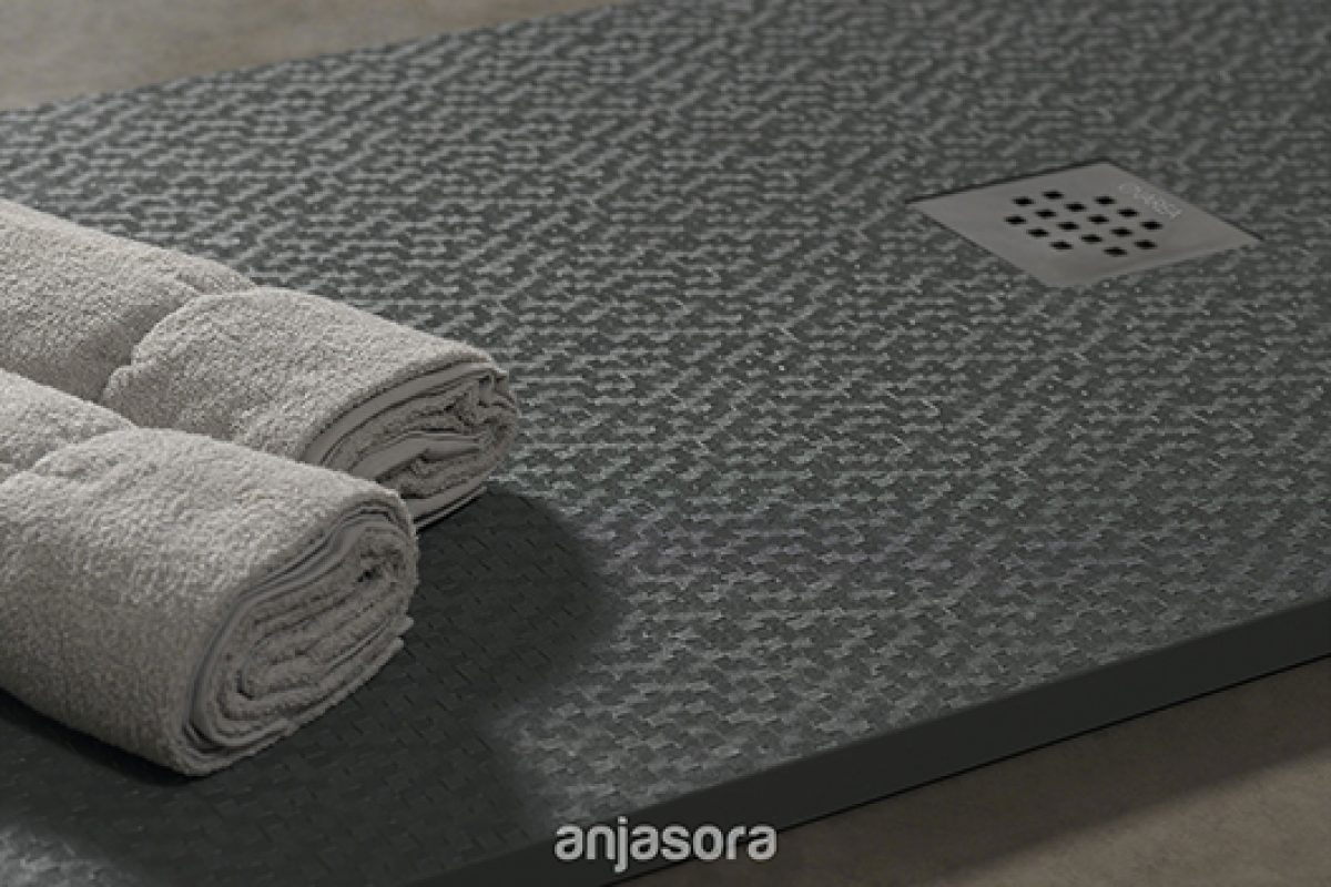 Cevisama 2016 preview: A natural revolution is coming to the shower trays with Onarea by Anjasora