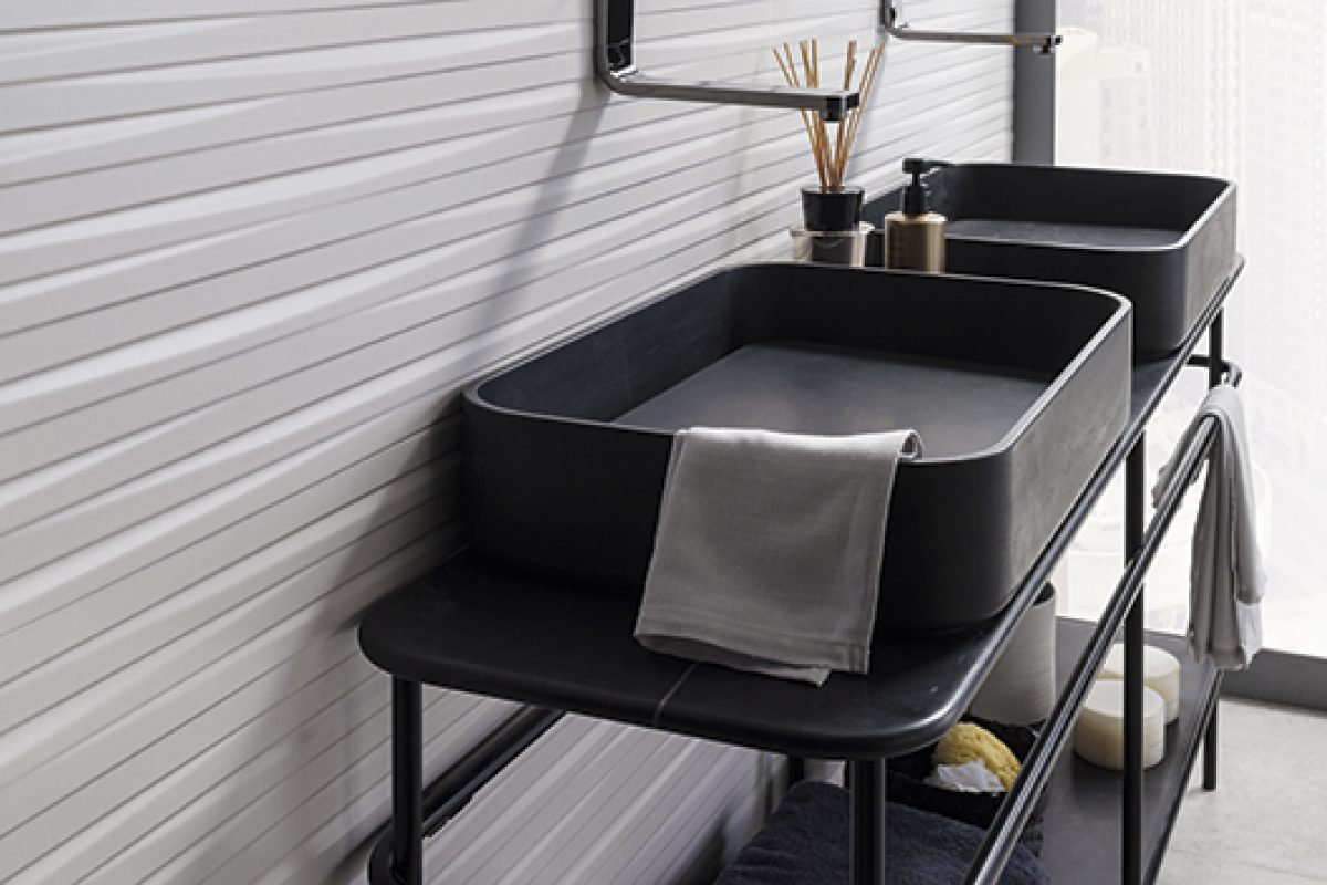 Vintage, Yonoh designs a bathroom collection in its first collaboration with L'Antic Colonial