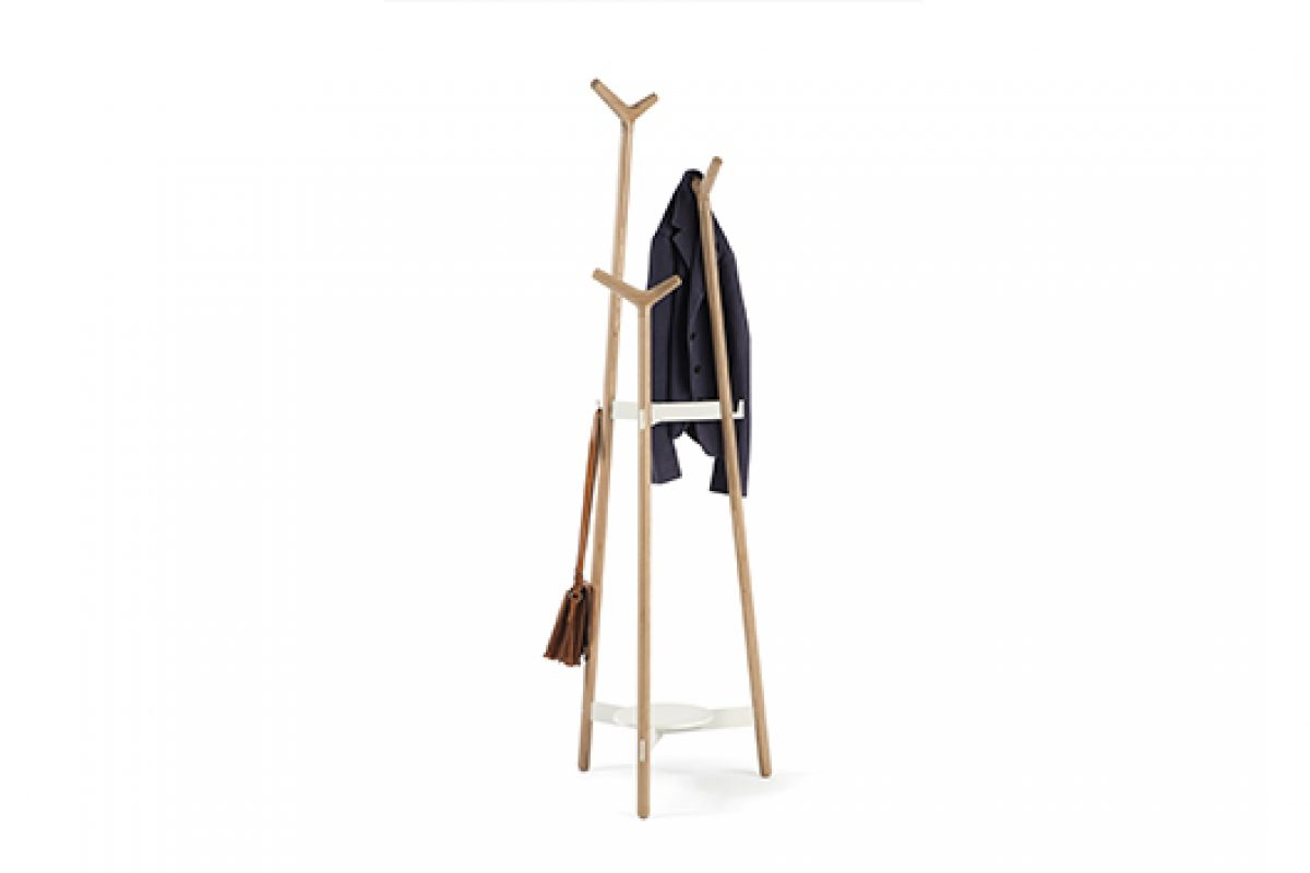 FORC, the new coat stand by Lagranja Design for Mobles114