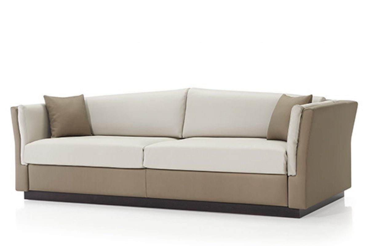 Osiris by Ecus, the sofa that becomes a bunk bed