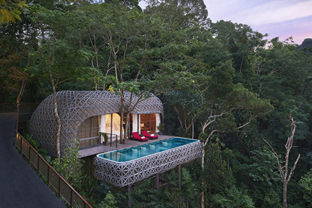 Keemala resort, one-off-a-kind paradise in Phuket designed by Pisud and Space Architects