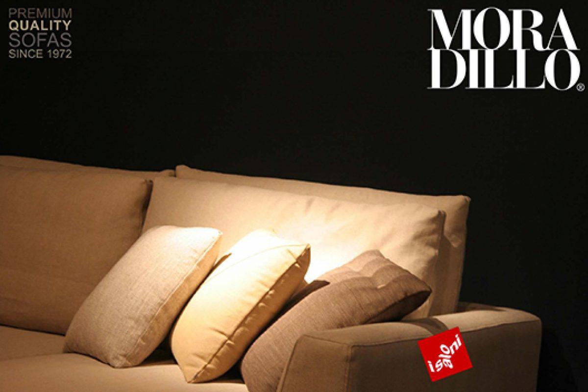 "Moradillo launches ""Sofa Art'16"" Collection at Salone del Mobile Milano 2016"
