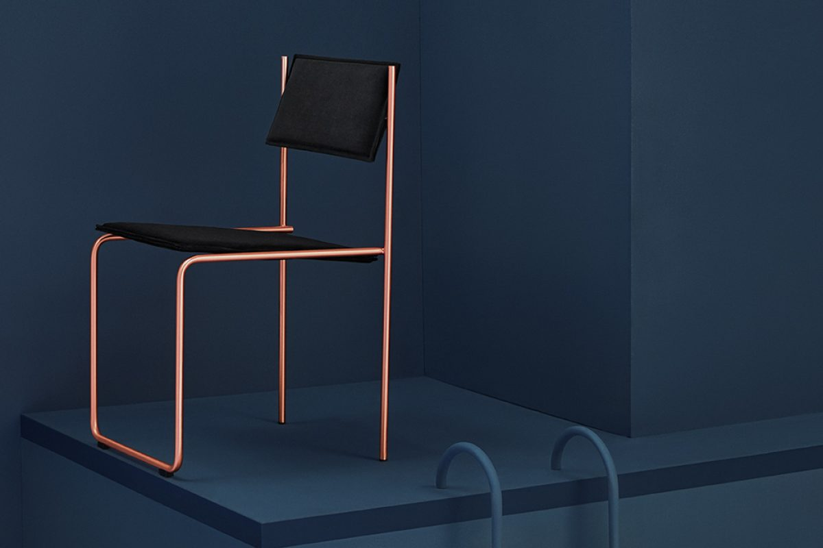 Missana launches Trampolin, a versatile and innovative chair designed by Cuatro Cuatros