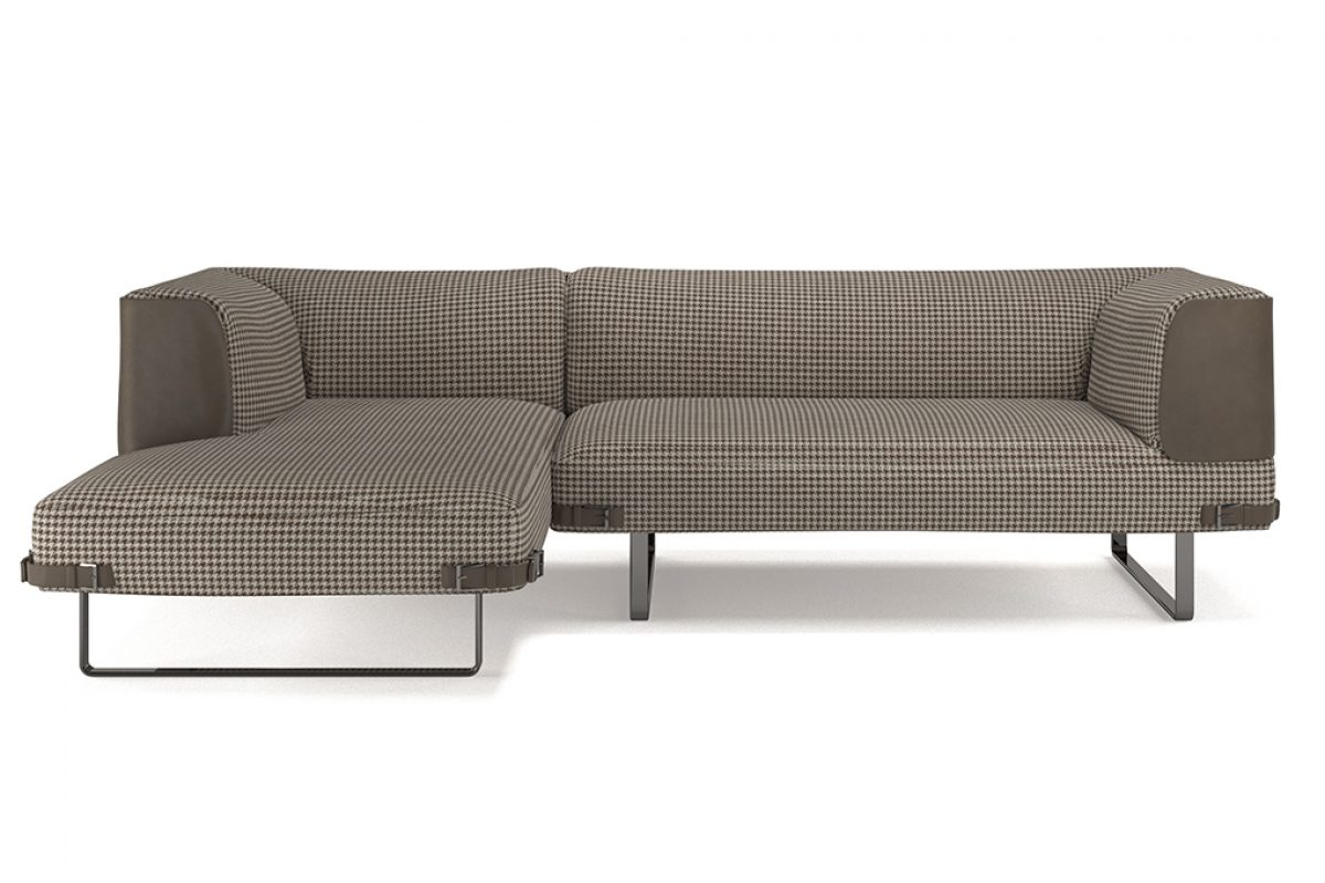 #Milan2016 preview: Soho Lite sofa designed by Toan Nguyen for Fendi Casa