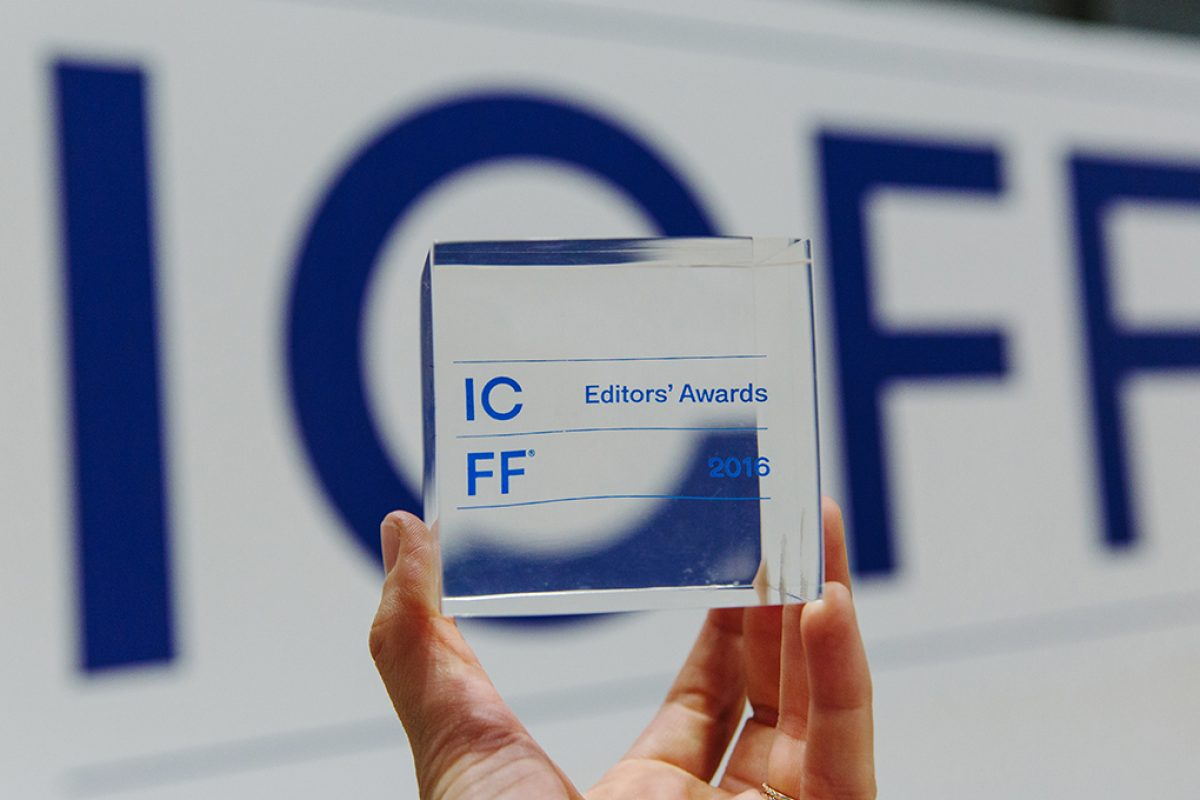 ICFF Announces 2016 Editors' Awards Winners