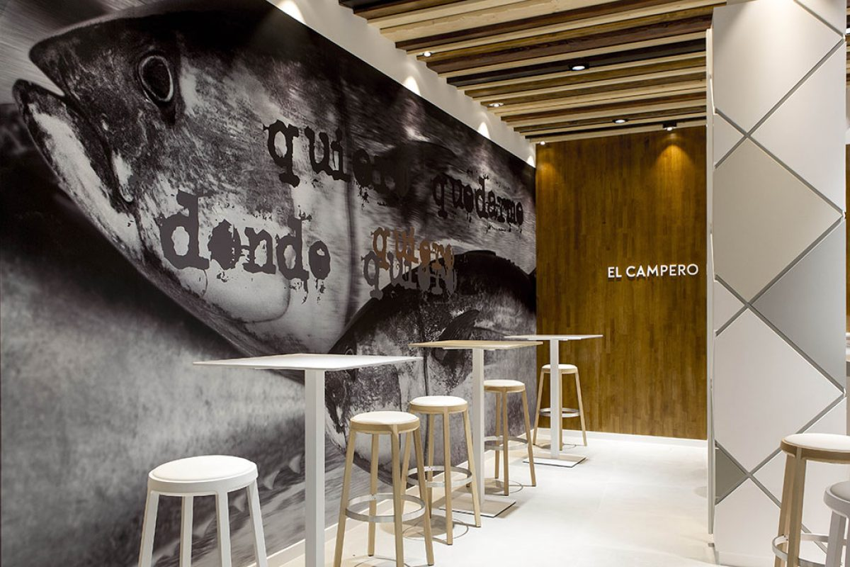 Almadraba Tuna protagonist in the renovated restaurant El Campero, by Velvet Projects