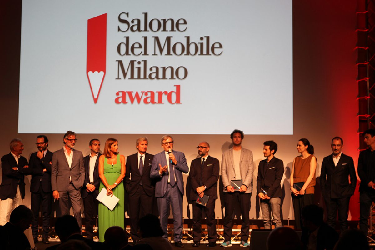Winners announced for the first Salone del Mobile.Milano Award