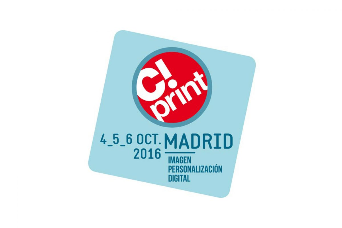 C!Print Madrid 2016, an inspiration for your creative projects, opens the registration period for visitors