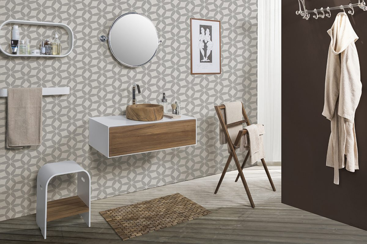 HI-MACS® Inspires the New White Bathroom Collections from Italian Firm Cipì