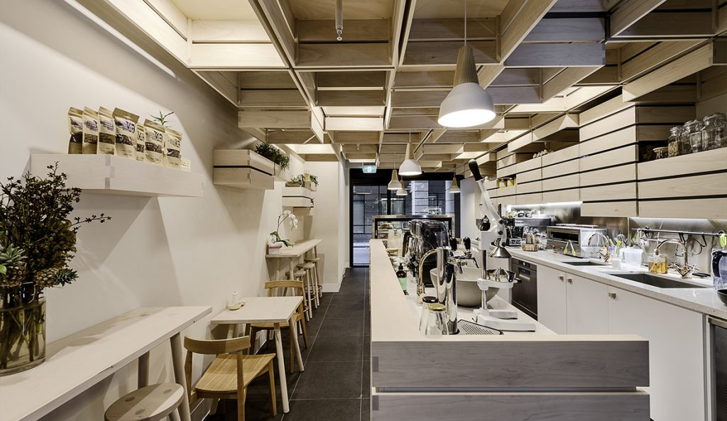 Modern Coffee Bar Ideas
