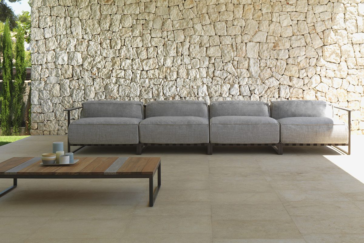 Casilda, the new collection designed by Ramón Esteve for Talenti Outdoor Living