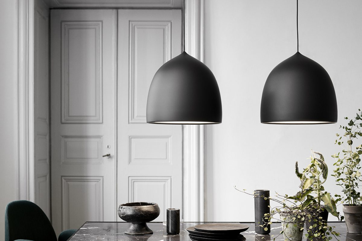 Suspence collection by GamFratesi for Lightyears. Details bring the difference