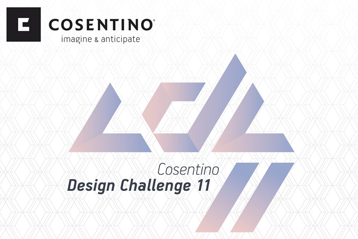 Call for entries for the 11º Cosentino Design Challenge, the international contest for students of design and architecture
