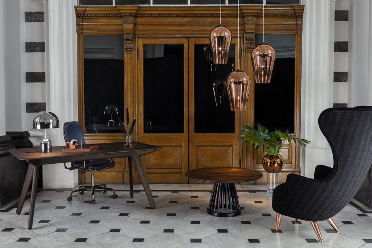 Tom Dixon launches new workspace collection