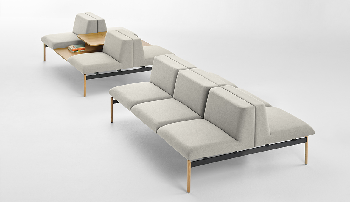 Lapse The New Modular Programme Of Seats Designed By Carlos T 237 Scar For Inclass News Infurma