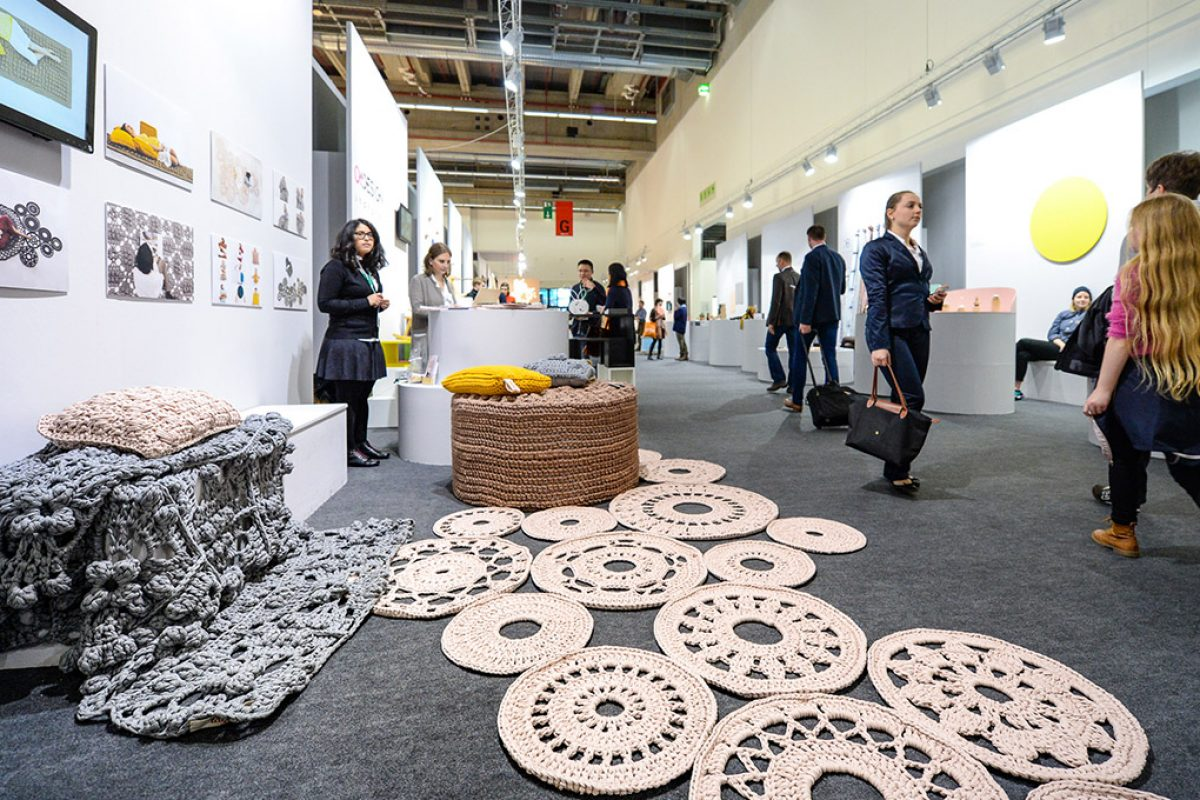 Talents at Ambiente 2017: a young look at a world of sustainable products