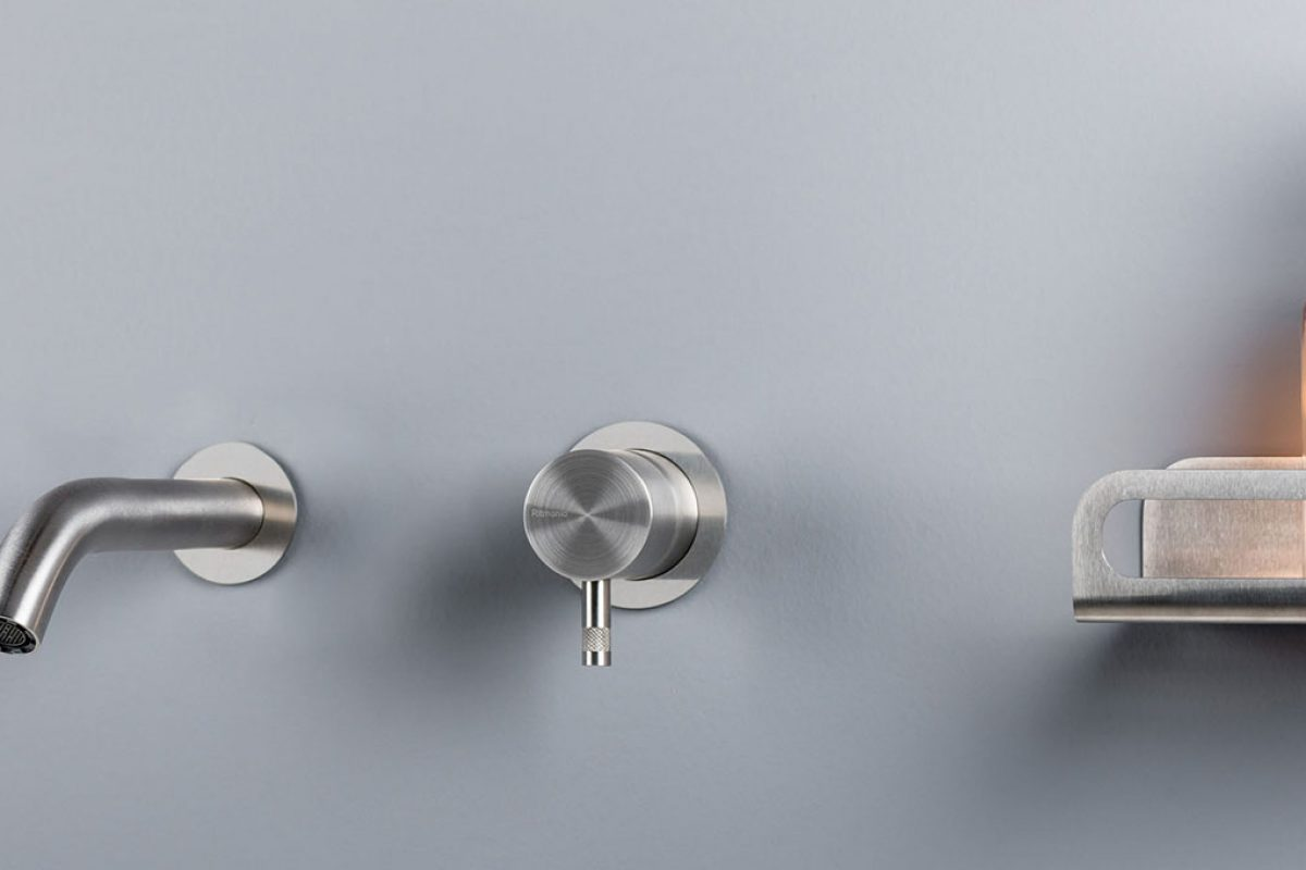 Shades of Ritmonio faucets: elegant in style and strong in personality