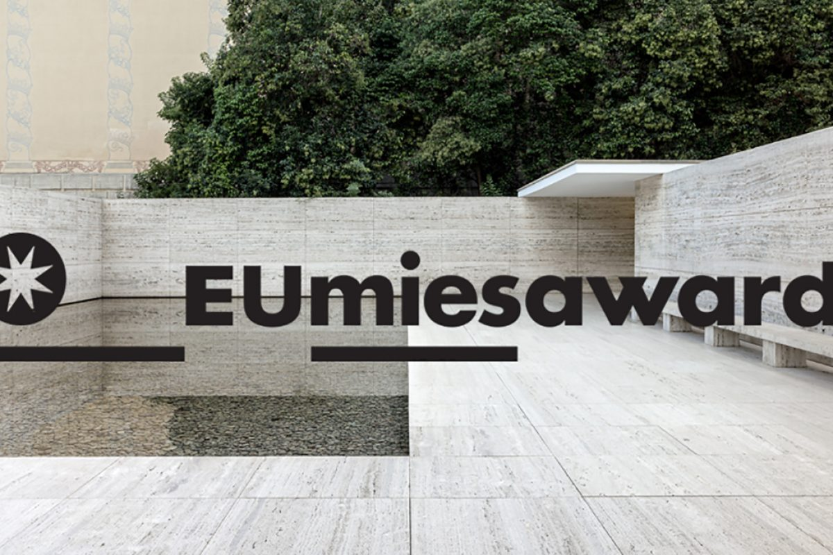 The 2017 European Union Prize for Contemporary Architecture – EU MIES AWARD kicks off!