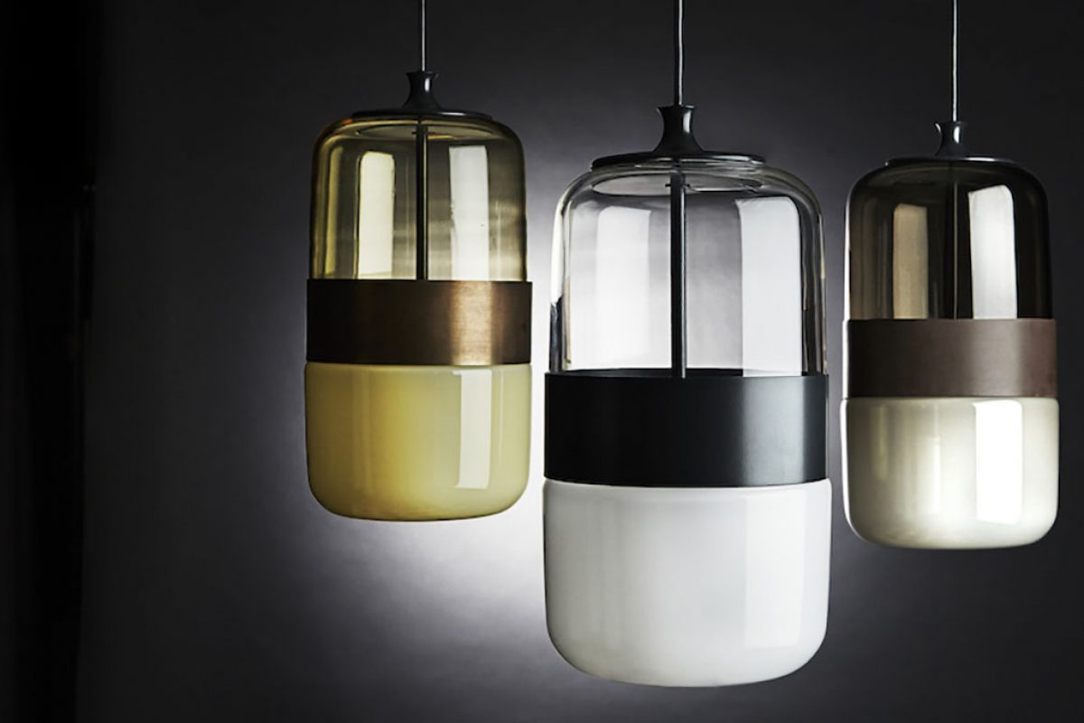 Hangar Design Group redefines the concept of lighting with the Futura collection for Vistosi
