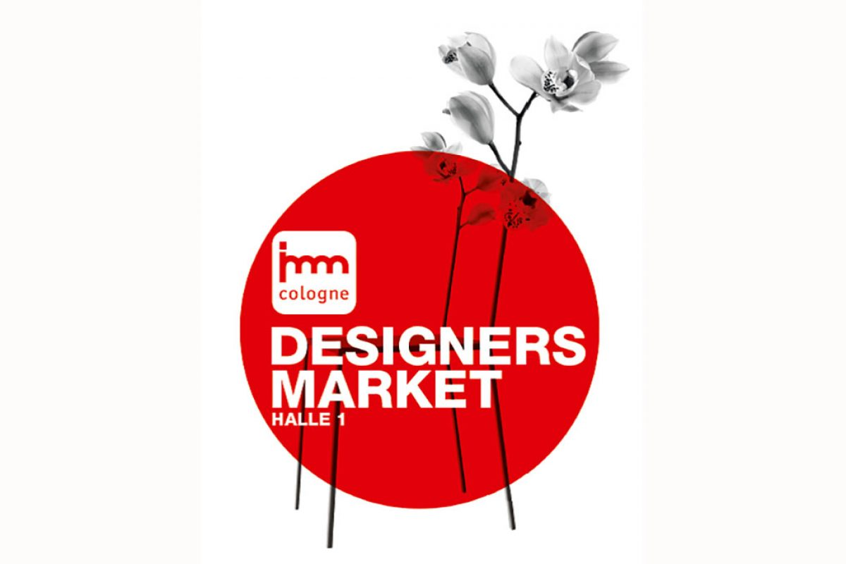 Imm Cologne 2017 presents the Designers Market by blickfang and Heimatdesign, available for visitors to buy