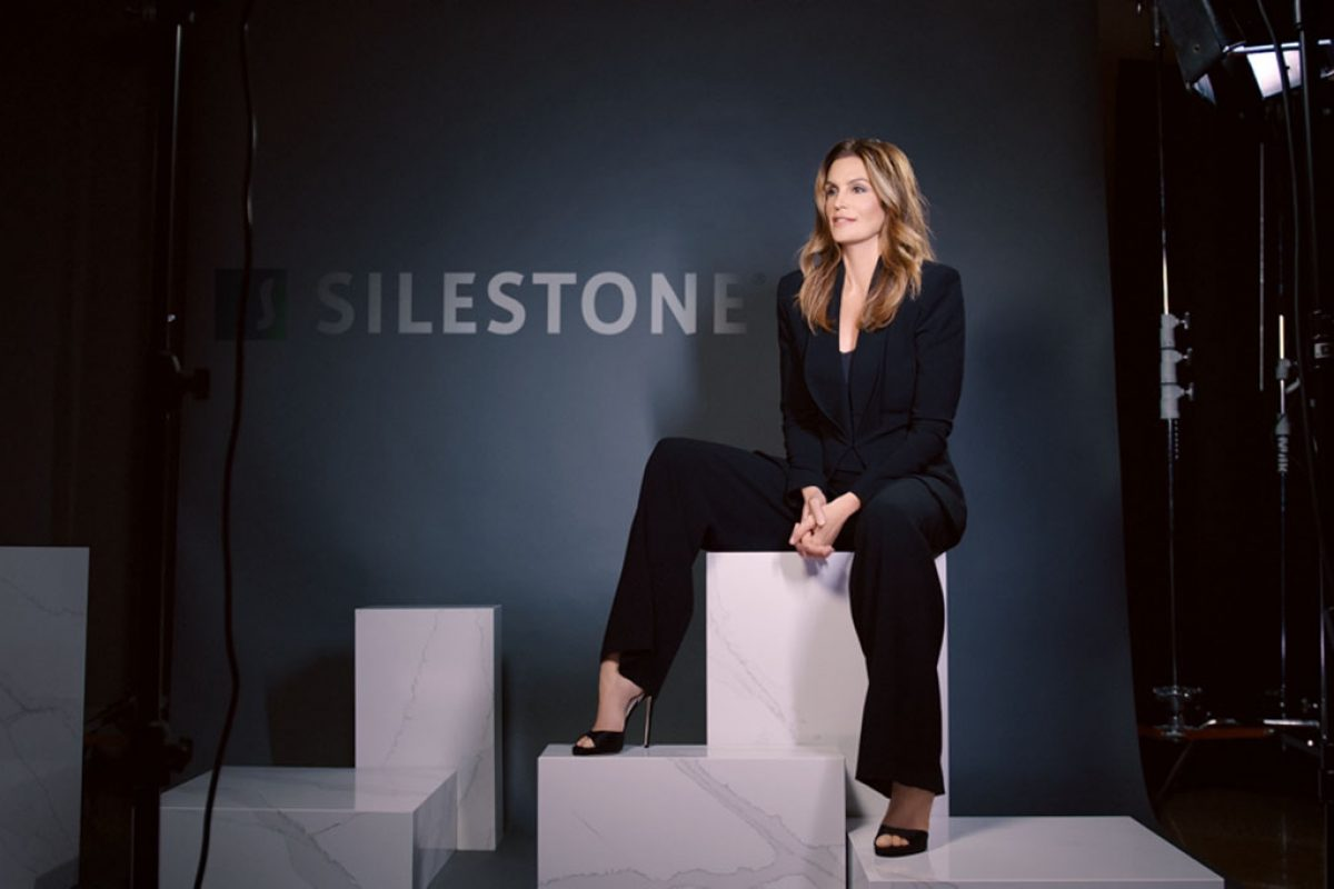 Cindy Crawford, new Ambassador of Silestone® around the world