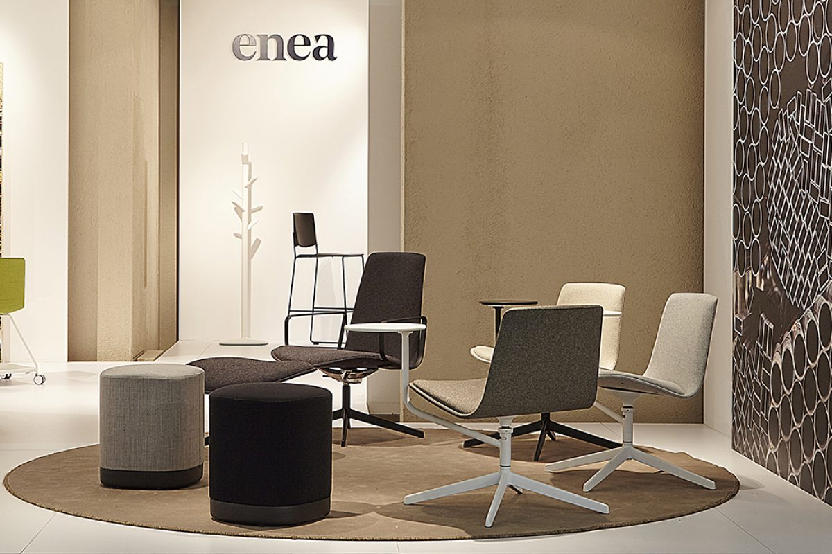 ENEA presents at Maison&Objet 2017 new home and soft contract furniture proposals