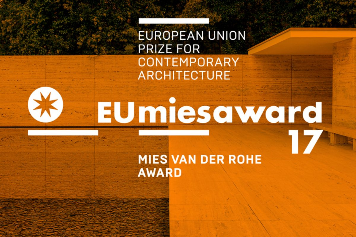 Shortlist announced with top 40 architecture works on the race for the 2017 EU Mies Award
