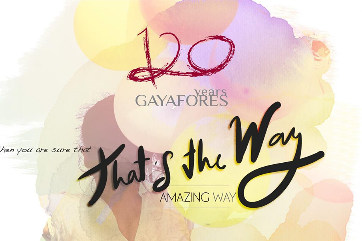 Cevisama Preview: Gayafores celebrates its 120th anniversary with new and innovative ceramic designs