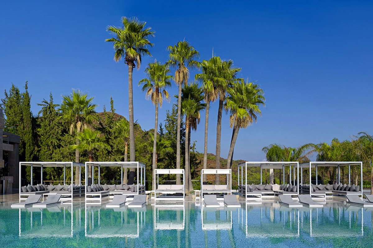 Case Studies: Gandiablasco at its most Mediterranean around the pools of 4 unique hotels