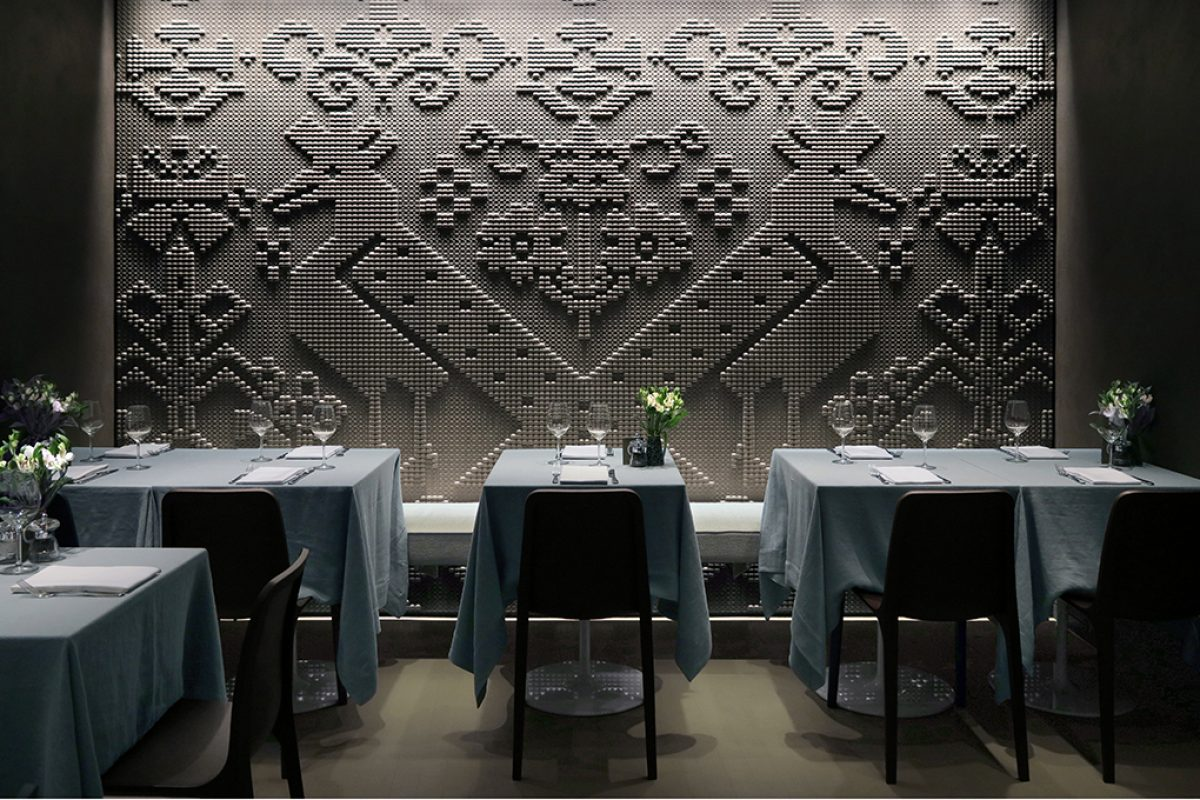 Case Studies: Frida chair by Odo Fioravanti for Pedrali at the new London Olivo Restaurant